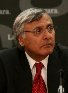 Ujjal Dosanjh ex BC Premier, Ex BC Attorney General, Ex federal Health Minister