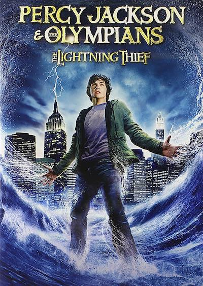 percy jackson's the lightning thief book