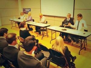 Panelist pic by @VanGreens