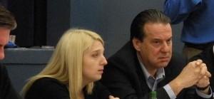 NPA Vancouver park board politicians, Melissa De Genova & John Coupar